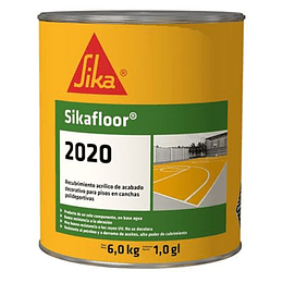 Sikafloor®-2020 rojo de 1 galón