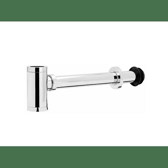 Sifón metálico cilíndrico - Grival