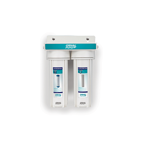 Filtro Agua 2 Etapa Bajo Mesón - Grival
