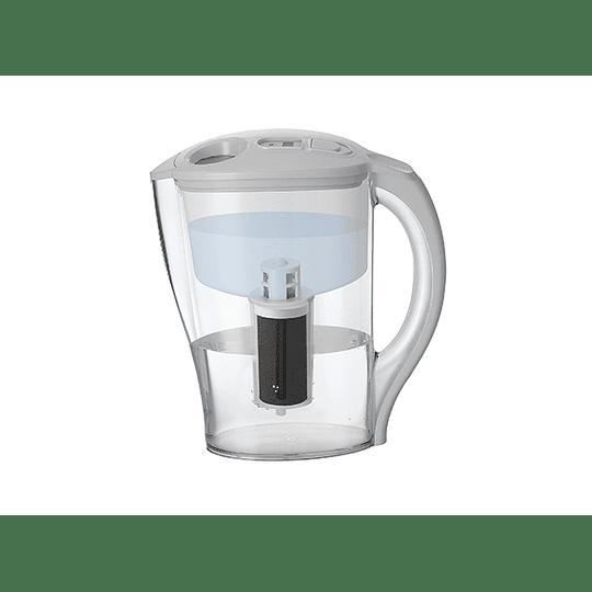 Jarra filtrante agua con contador - Grival
