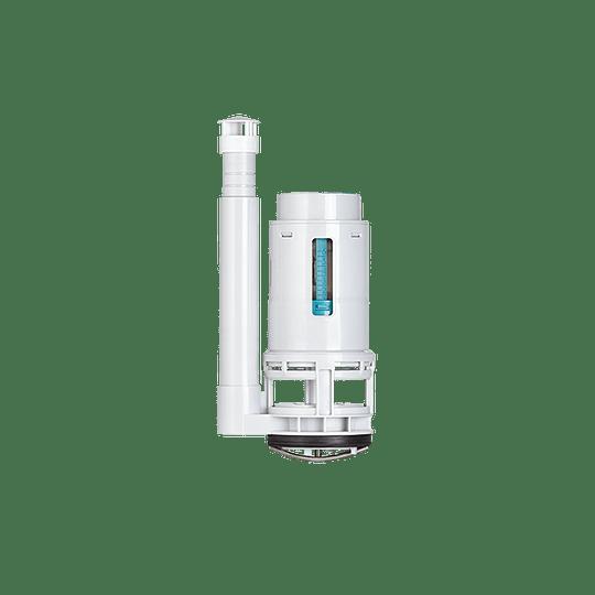 Válvula dual ajustable sanitario una pieza 2″ baja - Grival