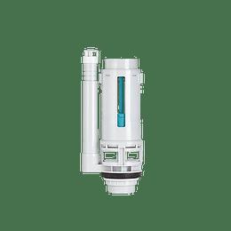 Válvula dual ajustable sanitario dos piezas 3″ baja -  Grival