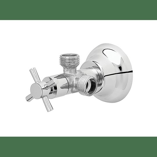 Regulación metálica doble salida - Grival