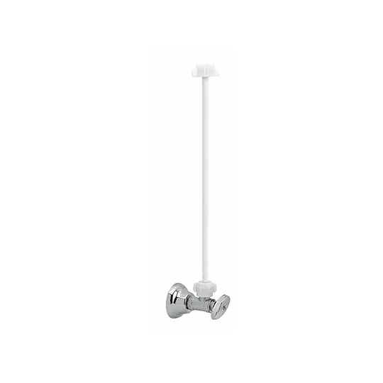 Regulación metálica con griflex lavamanos-lavaplatos - Grival