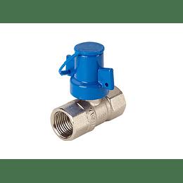 Válvula de bola antifraude agua - Grival