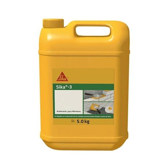 Sika®-3 de 5 kg