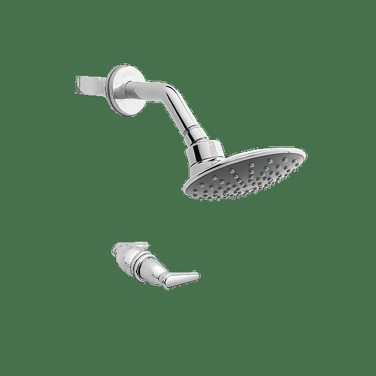 Ducha nogal redonda sencilla - Grival