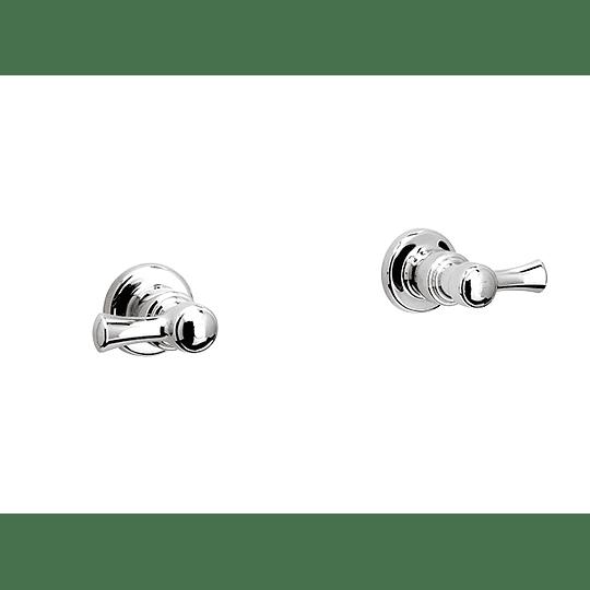Mezclador ducha balta 8 pulgadas palanca - Grival