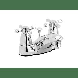 Grifería lavamanos roble 4 pulgadas - Grival