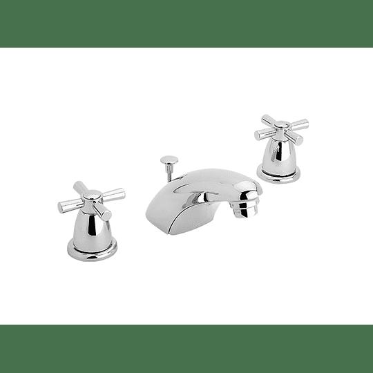 Grifería lavamanos roble 8 pulgadas - Grival