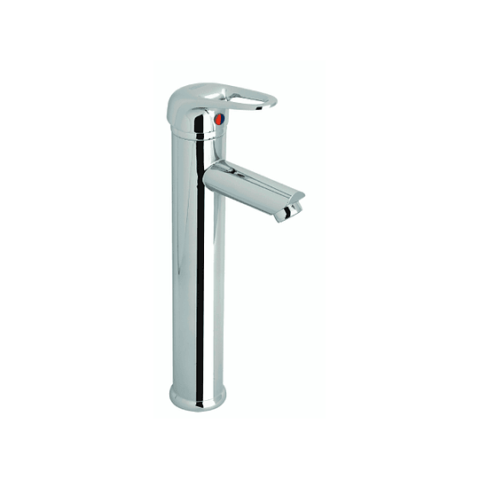 Grifería lavamanos monocontrol alto asis - Grival