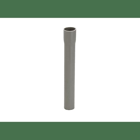 Tubo extensor lavaplatos 20 cm gris - Grival