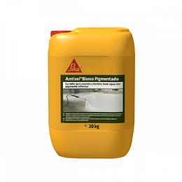 Sika Antisol® blanco pigmentado de 20 kg