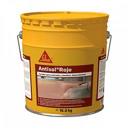 Sika Antisol® rojo de 16 kg