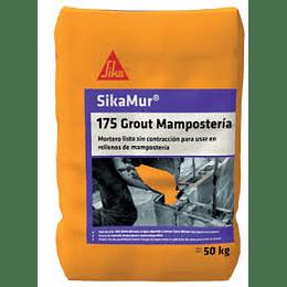 SikaMur®-175 grout mampostería de 95 Kg