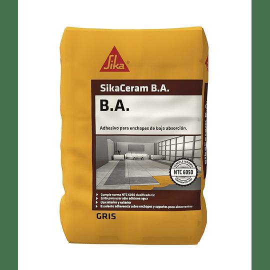 SikaCeram®230 B.A. gris de 50 Kg