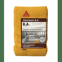 SikaCeram®230  B.A. blanco de 50 Kg