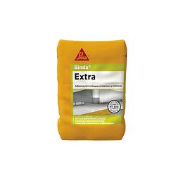 Sika® Binda® extra blanco de 50 Kg