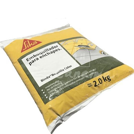 Sika® binda® boquilla beige de 2 Kg