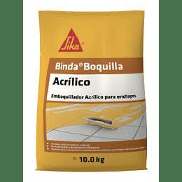 Sika® binda® boquilla acrílico beige de 10 Kg