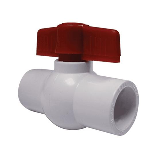 Válvula de bola compacta soldada presión 1 1/4
