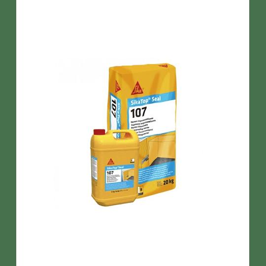 SikaTop® -Seal 107 de 20 Kg