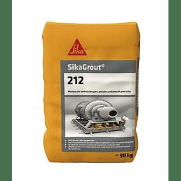SikaGrout®-212 de 30 kg