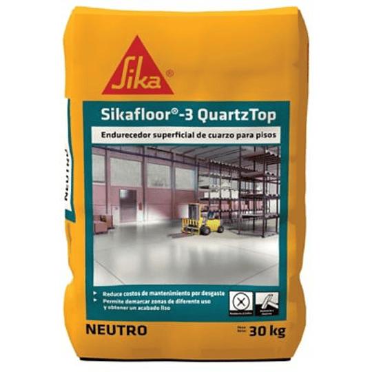 Sikafloor®-3 QuartzTop de 30 kg