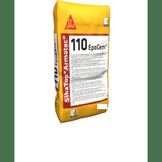 SikaTop® Armatec®-110 EpoCem® de 20 kg