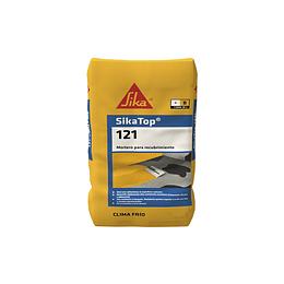 SikaTop®-121 clima frío de 20 kg
