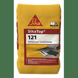 SikaTop®-121 clima cálido de 18 kg