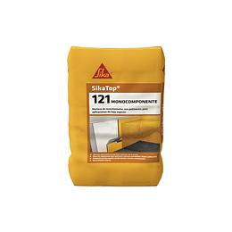 SikaTop®-121 Monocomponente de 25 kg