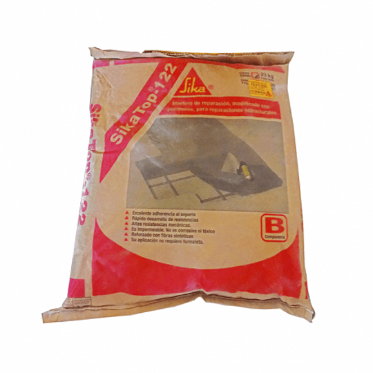 SikaTop®-122 clima cálido de 27 kg