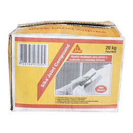 Sika® Joint Compound Caja de 20 Kg