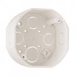 Caja eléctrica octagonal conduit 100x100x47 mm - Celta
