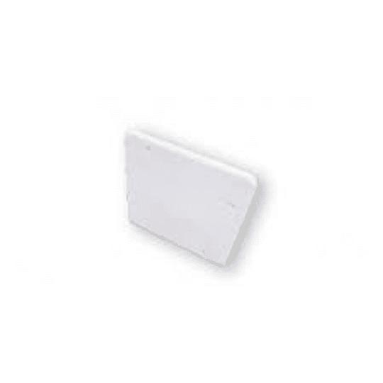 Tapa caja doble conduit 107x107 mm - Celta