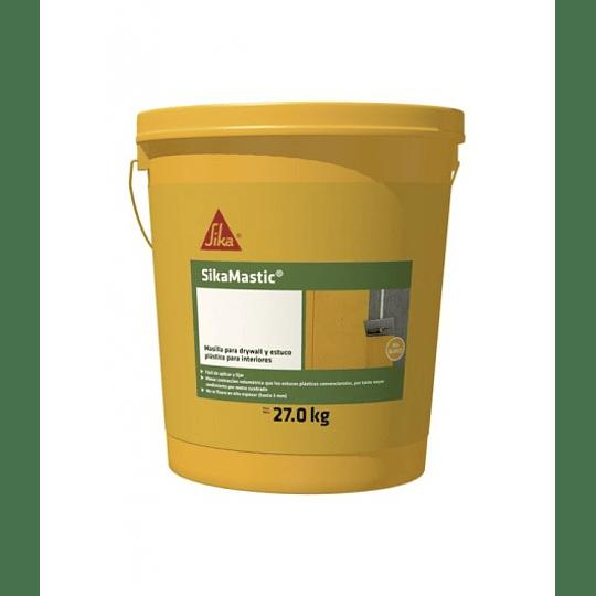 Sikamastic® de 27 Kg