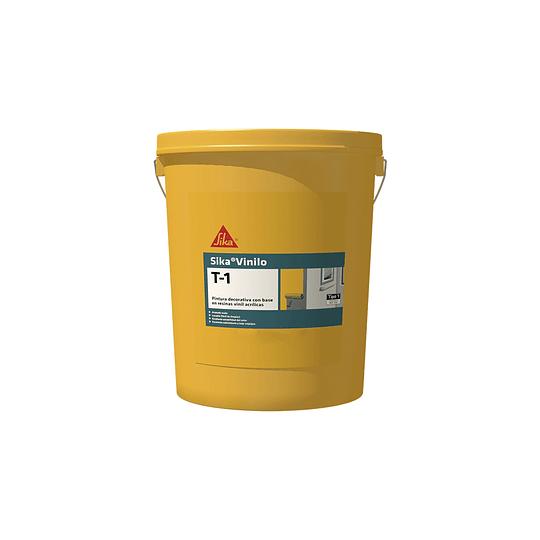 Sika® vinilo T-1 blanco de 5 galones