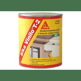 Sika® vinilo T-2 blanco de 1 galón