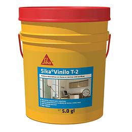 Sika® vinilo T-2 blanco de 5 galones