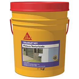 SikaWall®-401 pintura texturizada blanco de 5 galones