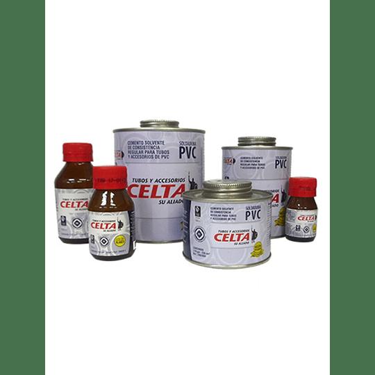 Soldadura líquida PVC 1/64 gl - Celta