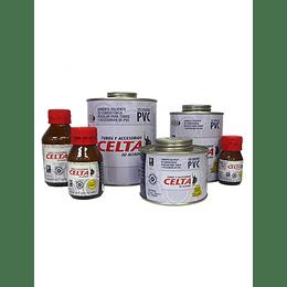 Soldadura líquida PVC 1/8 gl - Celta