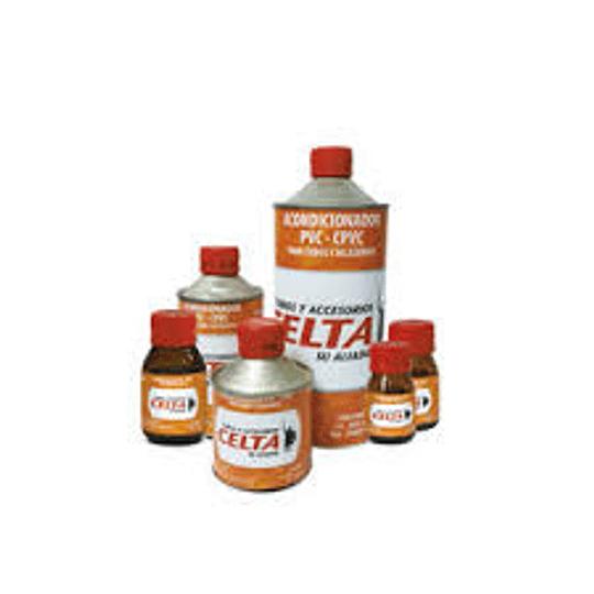Acondicionador PVC y CPVC 1/64 gl - Celta