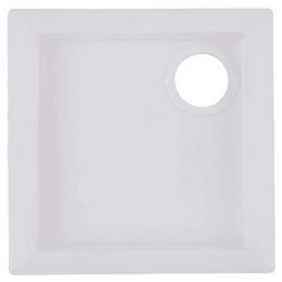 Caja llaves lavadoras y gas 13x13x2 cm - Celta