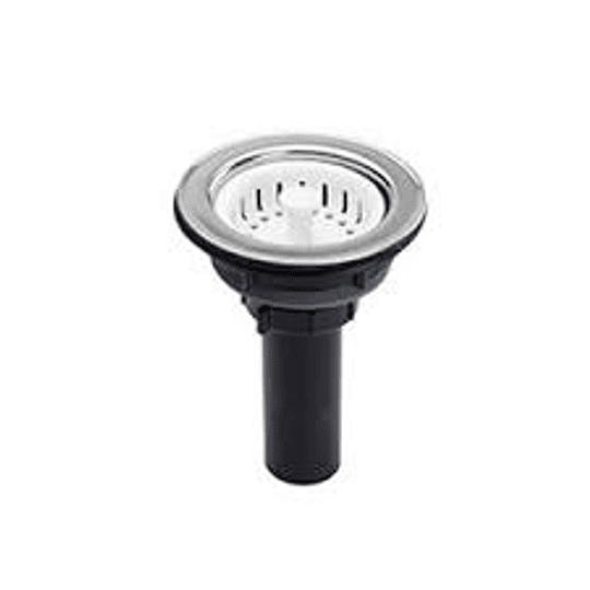 Canastilla plástica aro acero filtro polipropileno 4