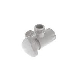 """Válvula regulación de 2 salidas acople 1/2"""" - Celta"""