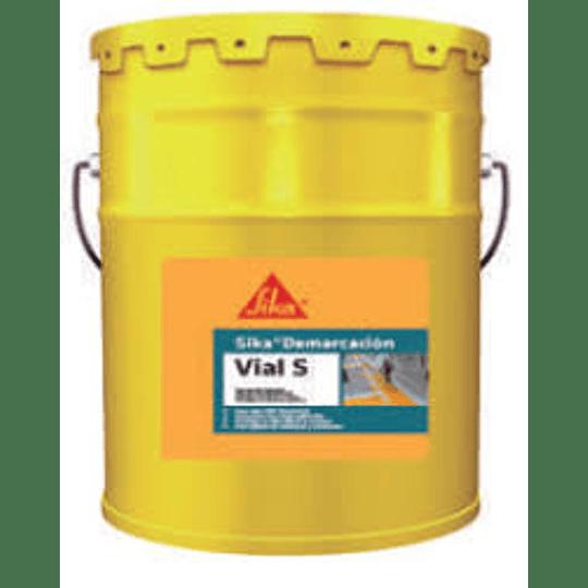 Sika® demarcación vial S amarillo de 1 galón
