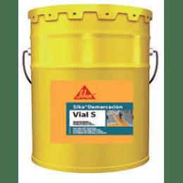 Sika® demarcación vial S blanca de 1 galón