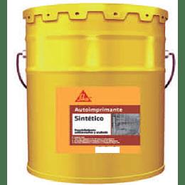 Autoimprimante sintético blanco de 1 galón